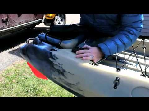 Jackson Kayak Fishing - Installing Fishing Mounts