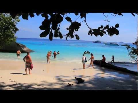 Thailand 2012 - Khao Lak, Phuket, Phi Phi, Karon Beach, Similan Island