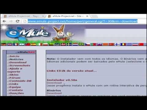Emule project net home perl general