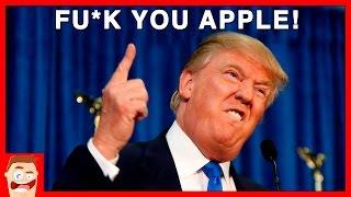 Дональд Трамп УНИЧТОЖИТ Apple? iPhone 7 за 124 тысячи?