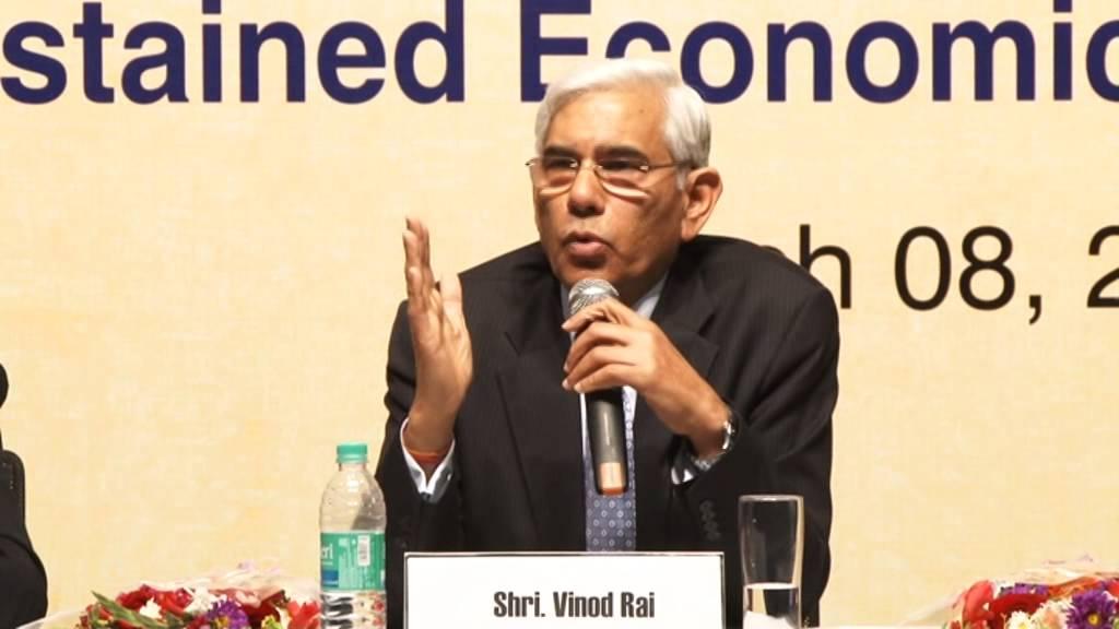 16th Leadership Lecture by Shri Vinod Rai Part # 4/4