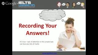 IELTS Success Series - How to improve your IELTS listening