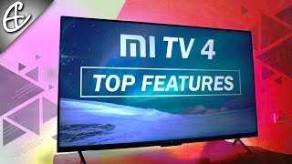 Xiaomi Mi TV 4 - TOP FEATURES You MUST Know!