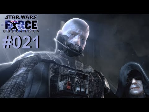 Let s Play Star Wars The Force Unleashed #021 Darth Vader vs. Starkiller [Deutsch] [Full-HD]