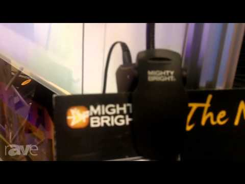 InfoComm 2013: Techni-Lux Displays the Mighty Bright LED Task Lights