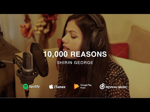 10000 Reasons (bless The Lord)- Matt Redman (cover By Shirin George  Daniel George  Joshua George) video