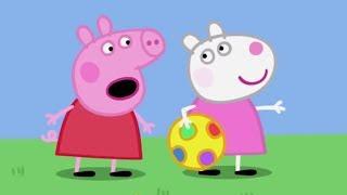 Peppa Pig Nederlands Compilatie Nieuwe Afleveringen ⭐ Spelen met de Bal ⭐ Tekenfilm | Peppa de Big