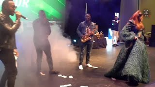 Watch Flavour Performing Virtue's Woman Live [At Birthday party]