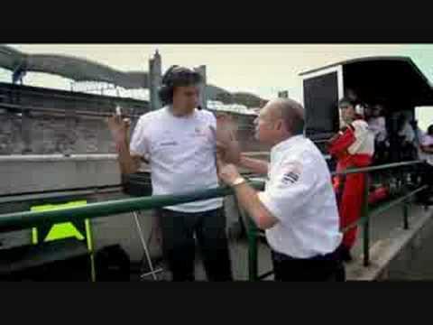 Alonso V Hamilton ( Hungary '07 )