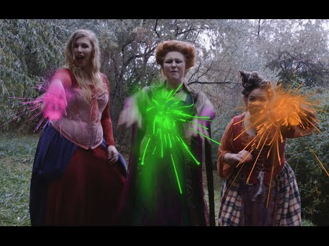 Hocus Pocus - I Put a Spell on You (Working with Lemons)