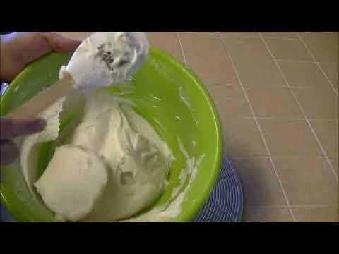 Receta Crema De Mantequilla (Butter Cream)para decorar Pasteles y mas!!