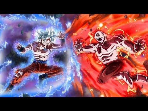 Goku vs Jiren {AMV} - Loud Thoughts
