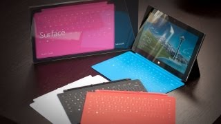 Surface, iPad Mini, and Even More Tablets!