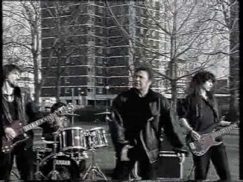 New Model Army & Tom Jones - Gimme Shelter