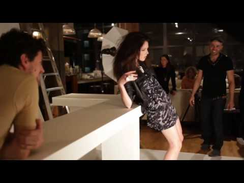 Behind the Scenes with COCO ROCHA