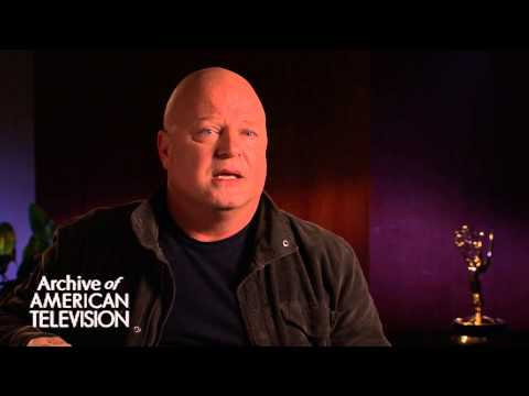 Michael Chiklis discusses how -The Shield--changed the television landscape- EMMYTVLEGENDS.ORG