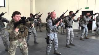 USAF Security Forces Training
