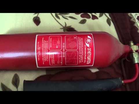 Как сделать сухой лёд в домашних условиях без огнетушителя