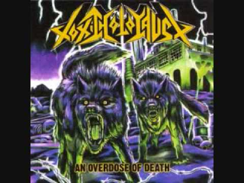 Toxic Holocaust - Future Shock
