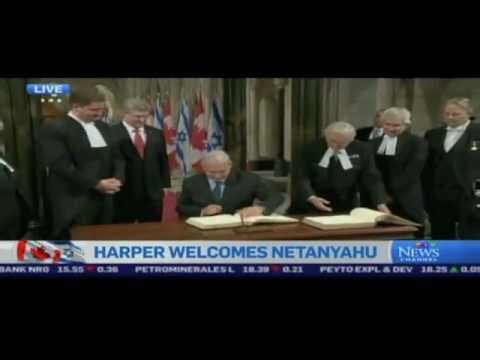 Steve McDonald welcomes Israeli Prime Minister Netanyahu on CTV's Express (2 of 2)
