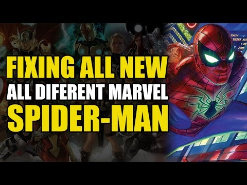 Fixing All New All Different Marvel: Spider-Man