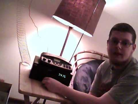 PRN-1000 Radio Review Video