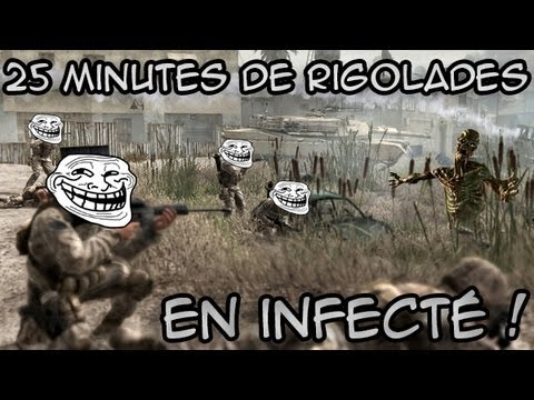 Impossible de ne pas rire sur MW3 avec la KoD !