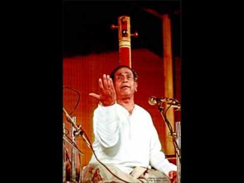 Pt. Bhimsen Joshi- Puriya Kalyan- aaja so banaa banaa  Ektaal...