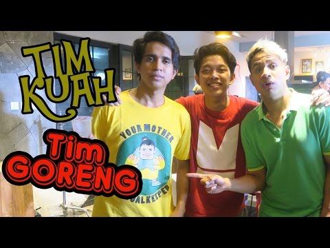 TIM KUAH & TIM GORENG DAMAI feat. SKINNYINDONESIAN24