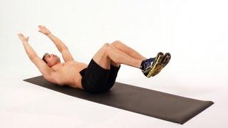 How to Do a Jackknife | Ab Workout