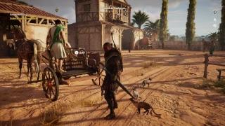 En directo: ASSASSIN'S CREED: ORIGINS en PS4 Pro