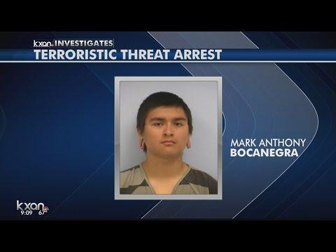 FBI flags tweet of AISD student, police arrest him