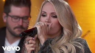 Carrie Underwood Ghosts On The Stereo Live From Jimmy Kimmel Live
