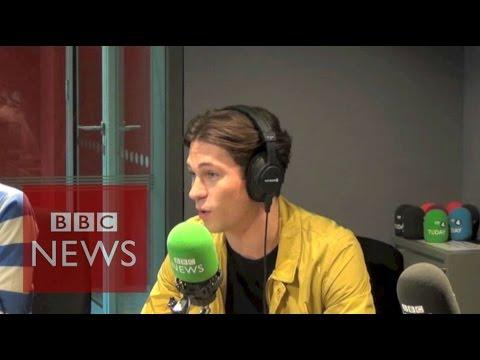 Educating Joey Essex on hung parliaments - BBC News