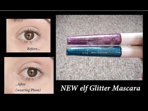 Glitter Mascara Walmart Essential Glitter Mascara