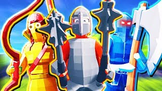3 SECRET UNITS FOUND IN NEW TABS UPDATE (Totally Accurate Battle Simulator Funny Gameplay)