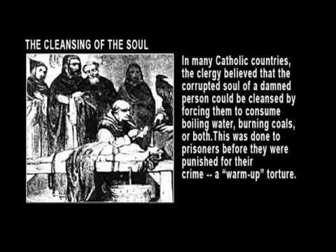 the inquisition and the catholic church I dont mean this to sound offensive, but i really would like to know how the catholic church justified the inquisition what arguments did they use to justify the torture.
