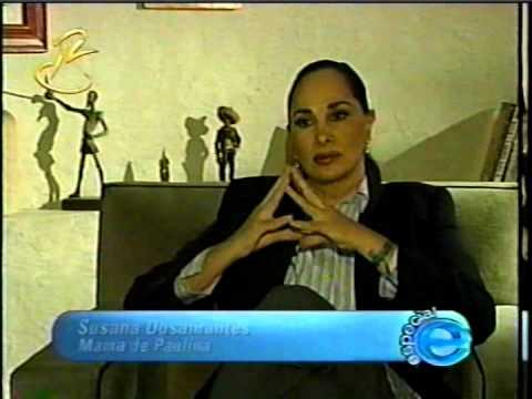 Paulina Rubio - Su biografia -  (1971 - 2004) Parte 1/6