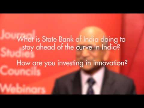 Driving financial inclusion in India - R. K. Saraf, State Bank of India - part 3