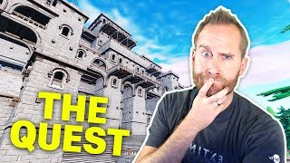 How to Beat LundleYT's The Quest Map in Fortnite Creative Mode!
