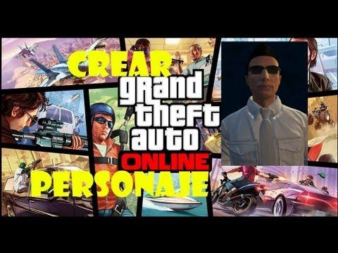Tutorial crear personaje en gta online creacion de for Cuarto personaje gta 5