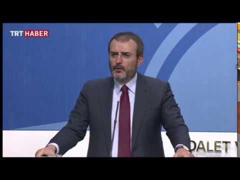 AK Parti Sözcüsü Mahir Ünal: Genel temayül barajın korunması yönünde
