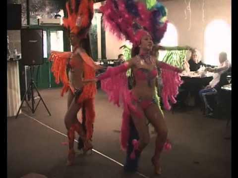 Танец Карнавал на празднике