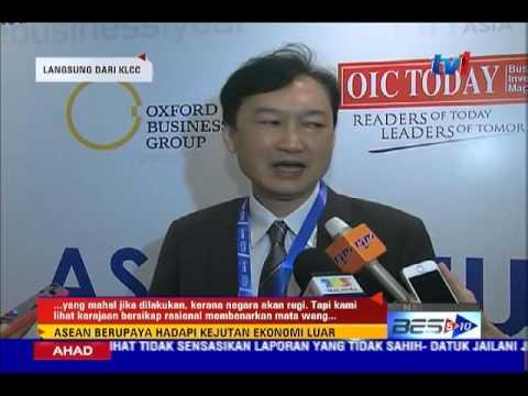 LAPORAN MESYUARAT MENTERI-MENTERI EKONOMI ASEAN KE-47 5 PM [23 OGOS 2015]