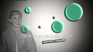 Watch Sammy Adams You Girl video
