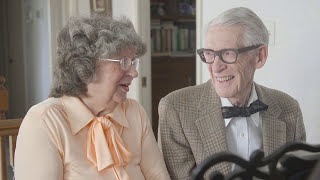 Pixar 39 S Up In Real Life 80 Year Old Grandparents Celebrate Anniversary With Adorable Piano Duet