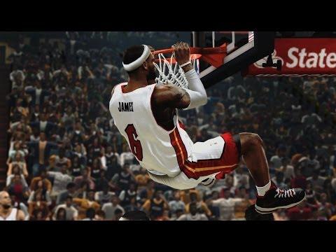 NBA 2K14 PS4 My Career #1 IT BEGINS! Help me with Settings!