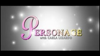 [PTV] Personage w/ Carla Lizardo: Guests: Venus Raj & Angeli Gomez (Episode 2)