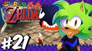 Super Mario 64: Ocarina of Time (100%) | Part 21 | SM64 Rom Hack