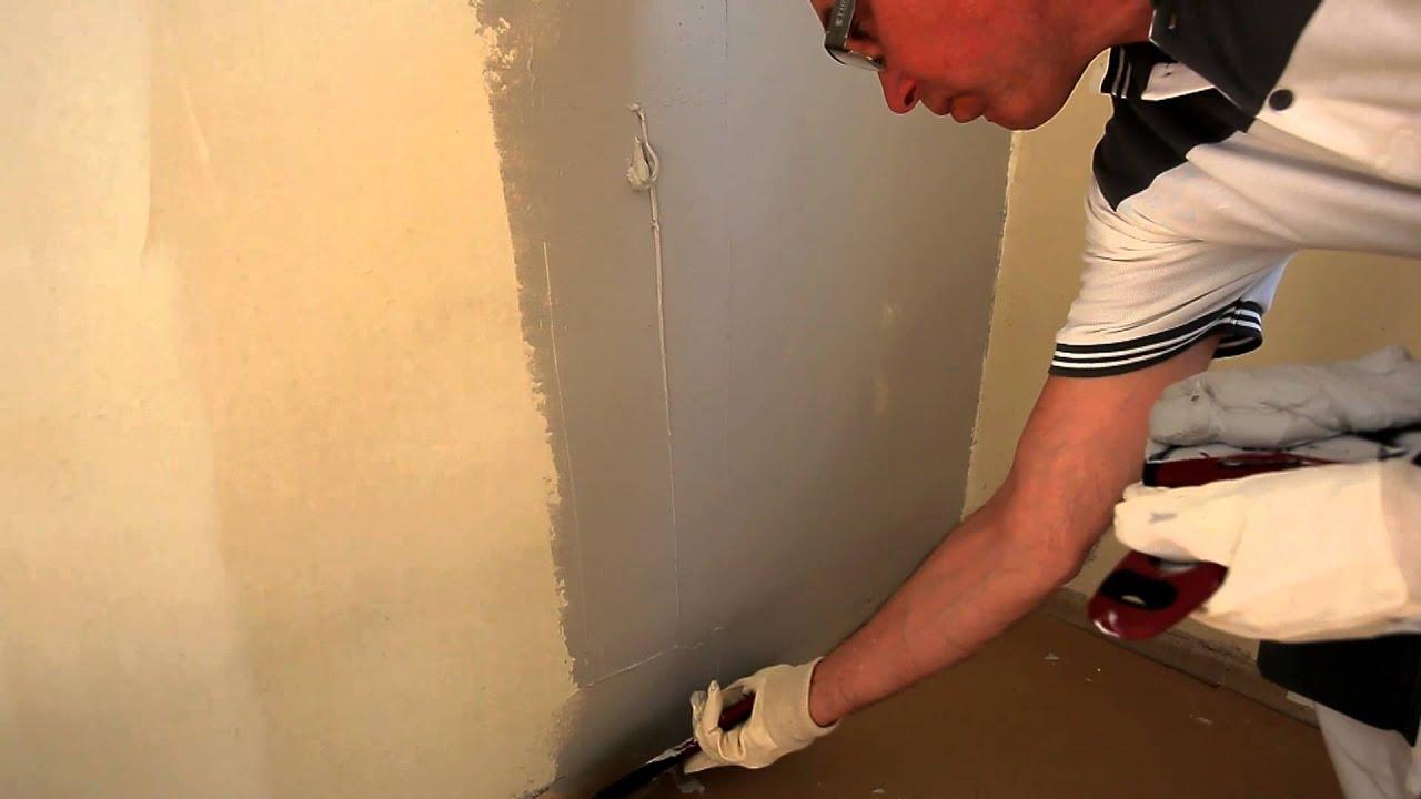 Финишное оштукатуривание стен своими руками 4